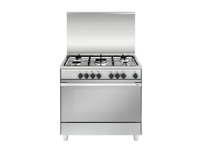 Steel cooker UN9612VI   Cooker by Glem Gas
