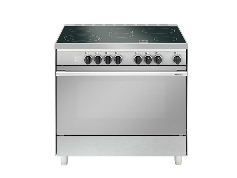 Steel cooker UN9624VI | Cooker by Glem Gas