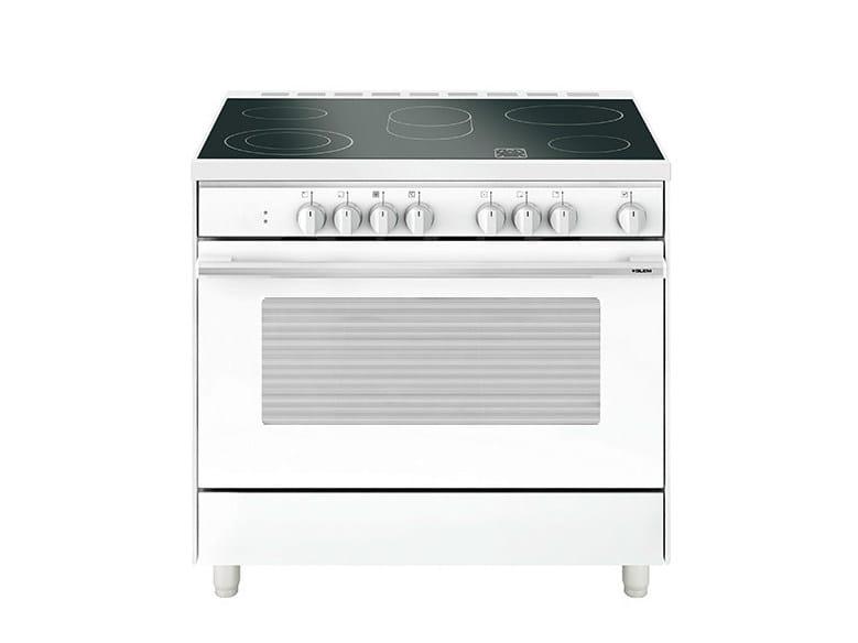 Steel cooker UN9624VX   Cooker by Glem Gas