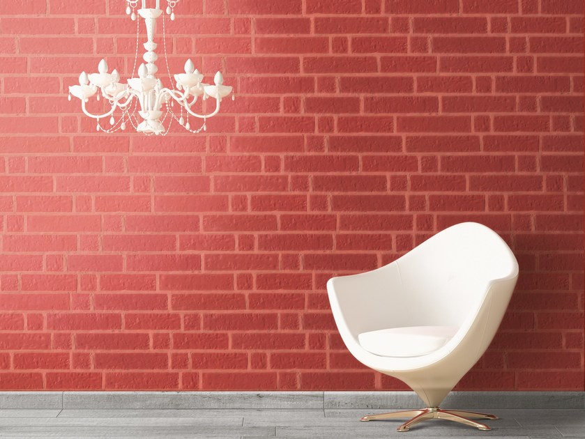 Indoor glazed stoneware wall tiles with brick effect UNDERGROUND | Indoor wall tiles by CIR