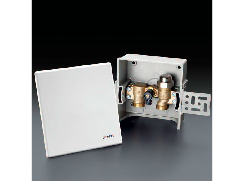 Heat regulation and hygrometric control UNIBOX RLA by OVENTROP