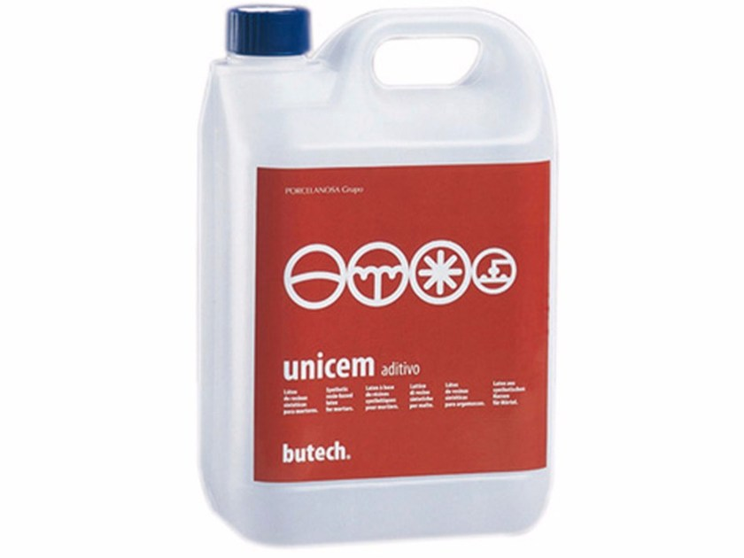 Additive for cement and concrete UNICEM by Butech
