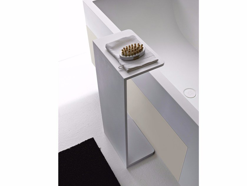 Standing Corian® towel rack UNICO | Corian® towel rack by Rexa Design