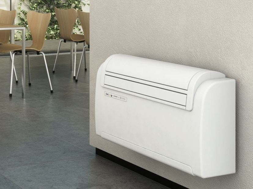 Wall mounted inverter air conditioner without external unit UNICO INVERTER by OLIMPIA SPLENDID