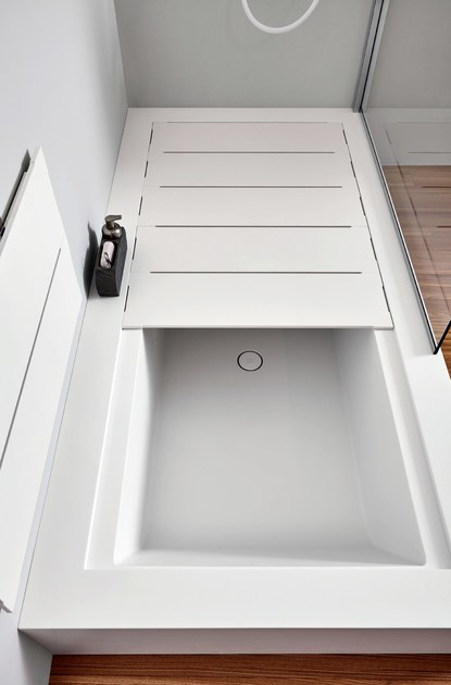UNICO | Corian® bathtub By Rexa Design