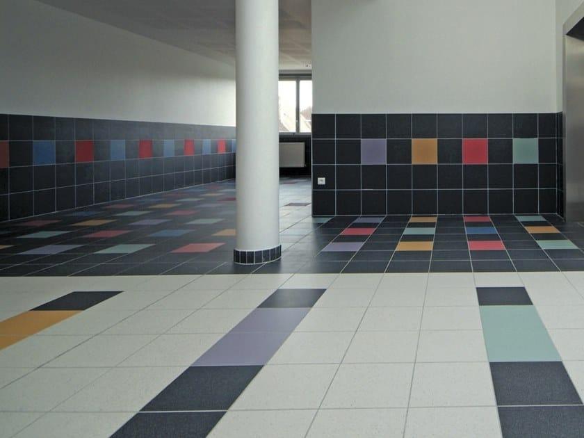 Pavimento/rivestimento in gres porcellanato UNICOLORE by Casalgrande Padana