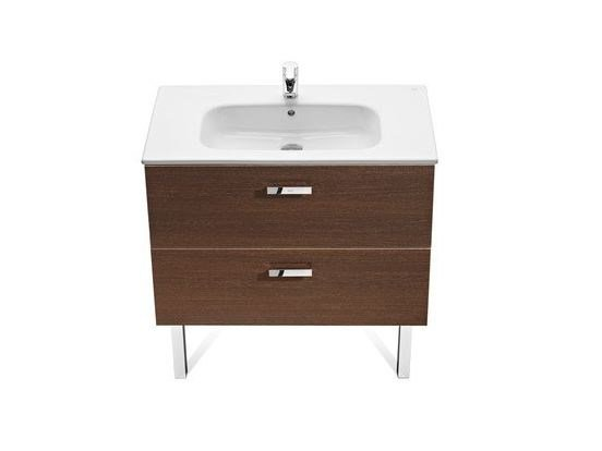 Single vanity unit with drawers VICTORIA BASIC | Single vanity unit by ROCA SANITARIO