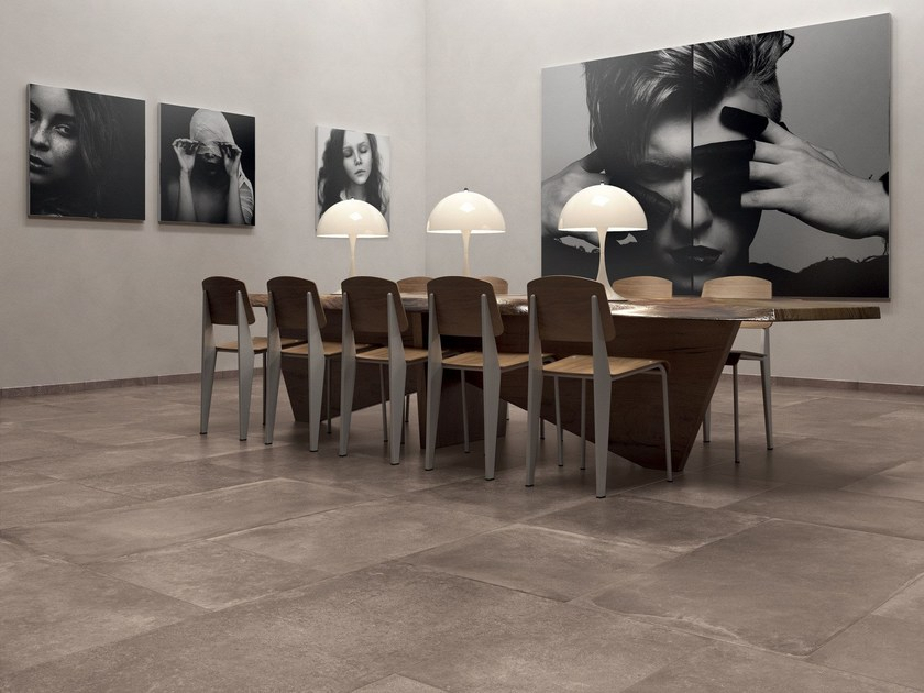 UNIKA Bronze e Bronze mix floor