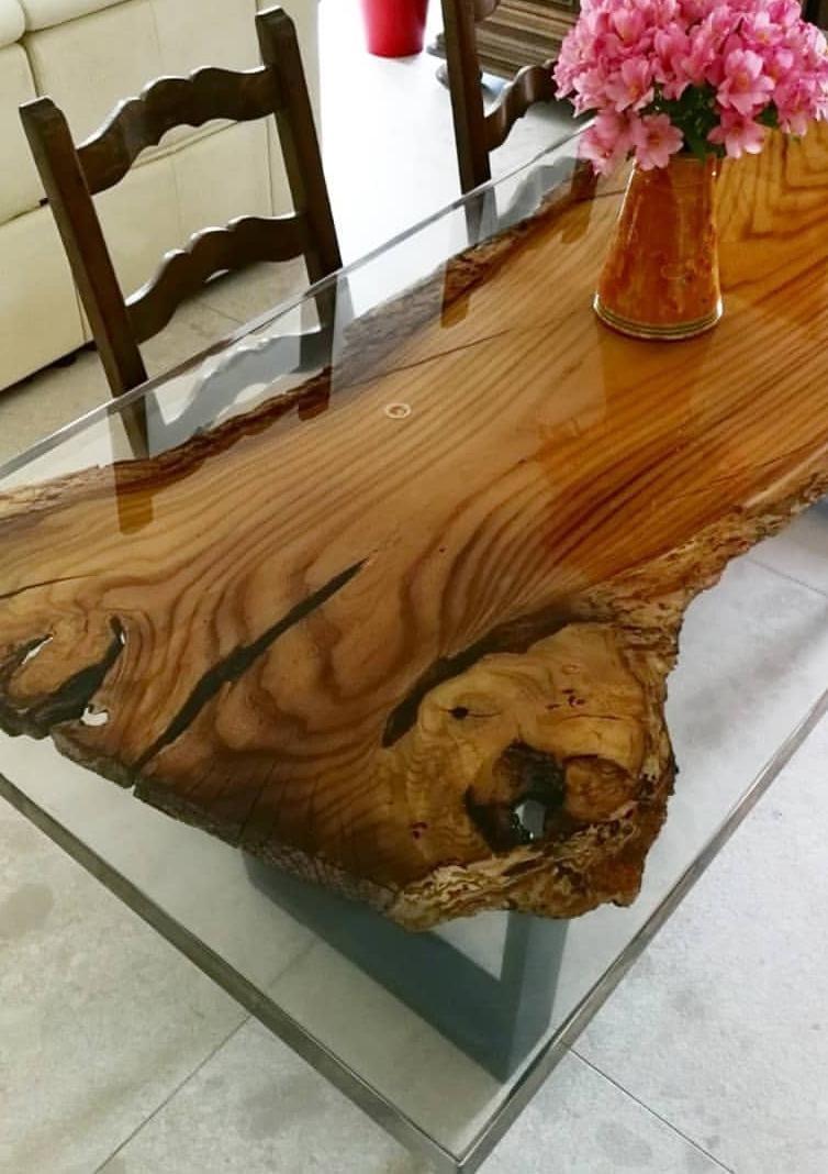 Tavolo Legno E Resina Prezzo tavolo da pranzo in resina uniko - antico trentino