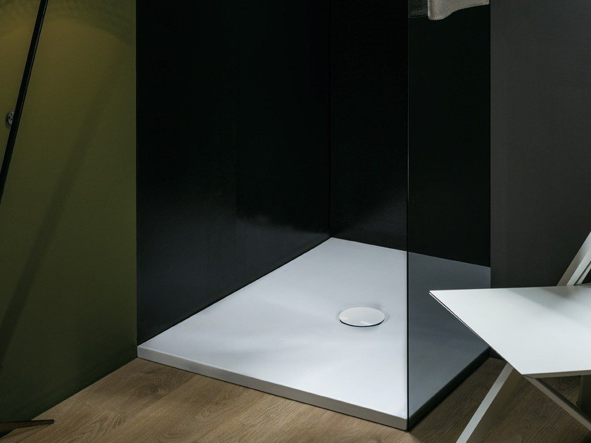 Custom shower tray UNIKO H3 by AZZURRA sanitari
