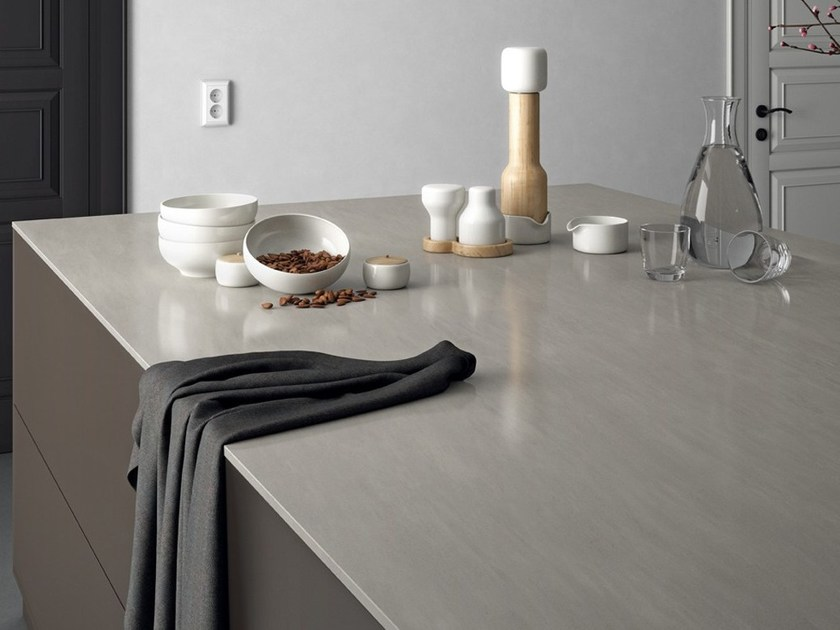 Kitchen worktop UNIQUE ITOPKER by Inalco