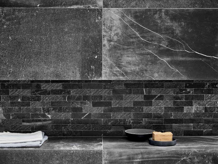 Porcelain stoneware wall/floor tiles with stone effect UNIQUESTONE | Wall/floor tiles with stone effect by Ceramiche Piemme