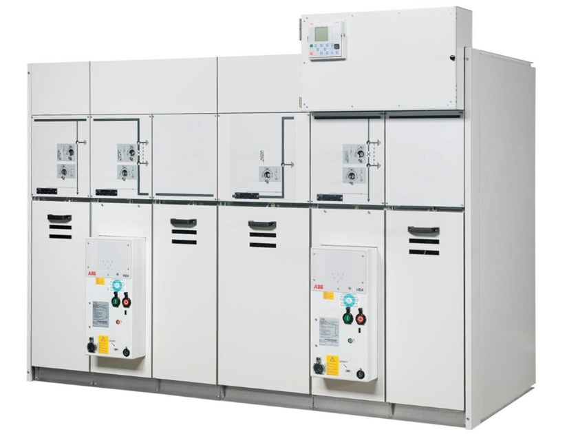Electrical switchboard UNISEC by ABB