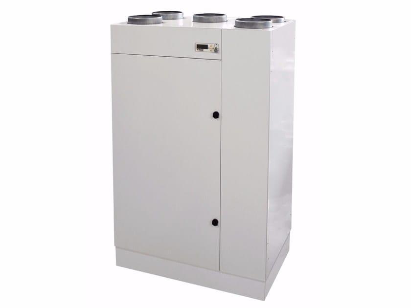 Built-in air treatment unit UNIT COMFORT UC 500-MVHE by RDZ