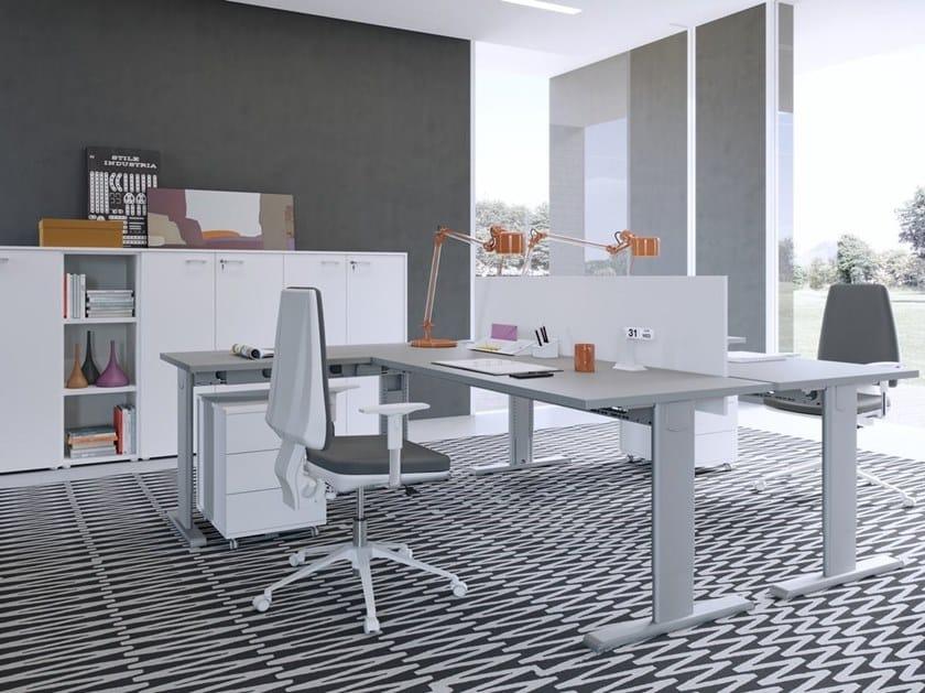 Workstation desk UNO by PROF