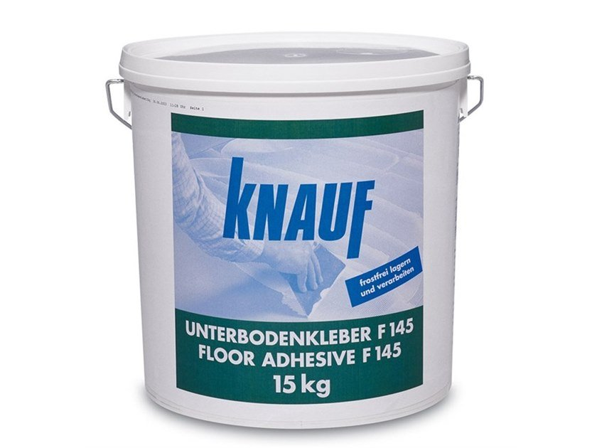 Tile adhesive UNTERBODENKLEBER F145 by Knauf Italia
