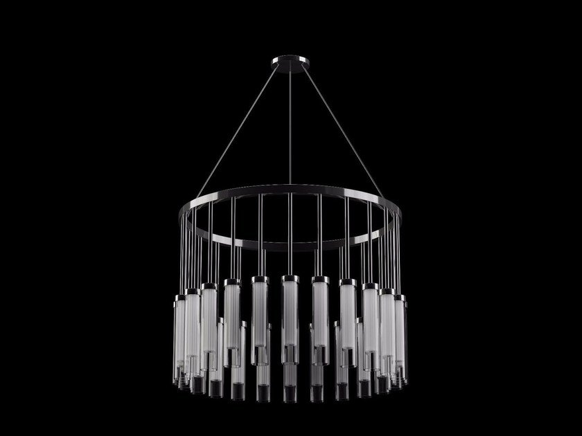 Chandelier UP&DOWN by HUGUES CHEVALIER