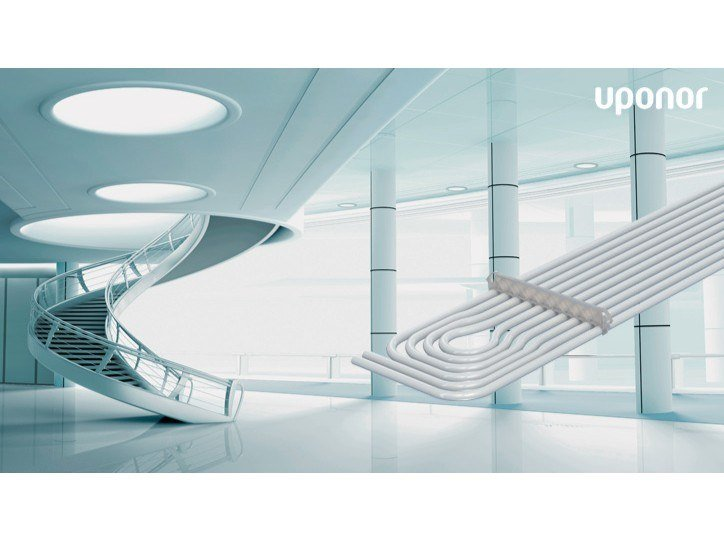 Pannello radiante a soffitto UPONOR THERMATOP M by UPONOR