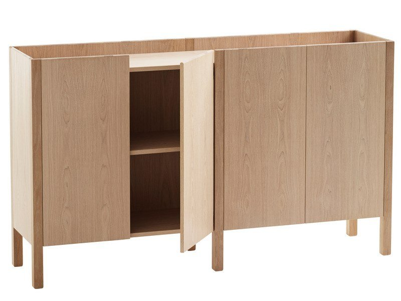 Madia / mobile ufficio in MDF UPPER | Madia by Karl Andersson