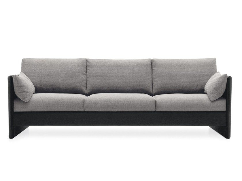 Sectional fabric sofa URBAN by Calligaris