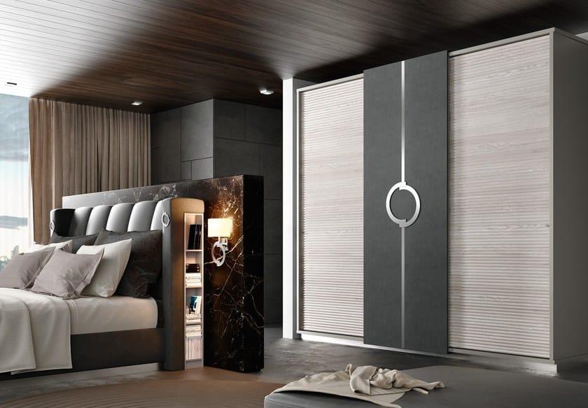 Camera da letto in legno in stile moderno URBAN MOOD ...
