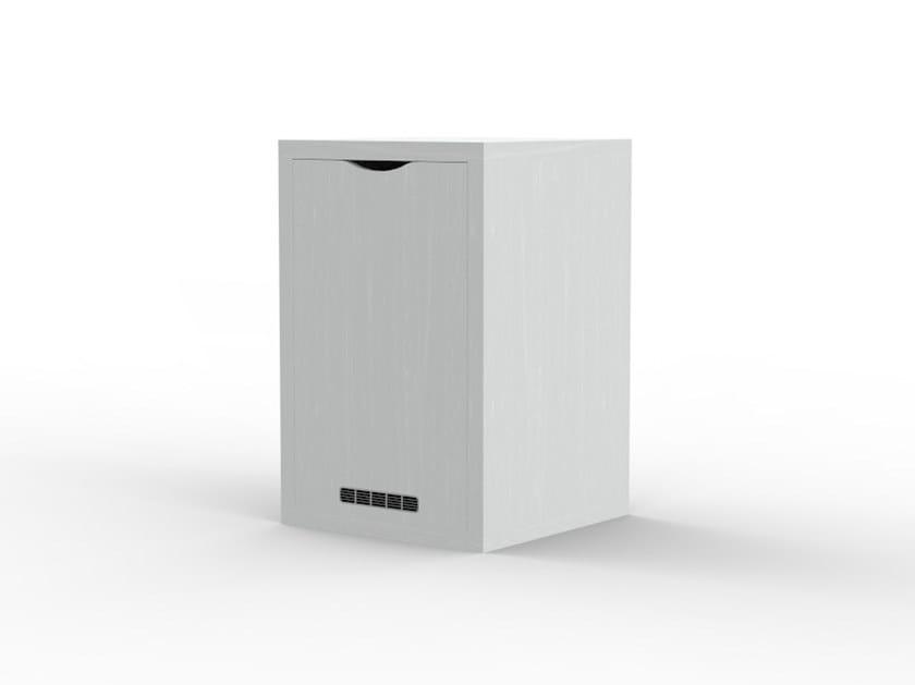 Mini fridge URBAN PF 01 by Mobilspazio