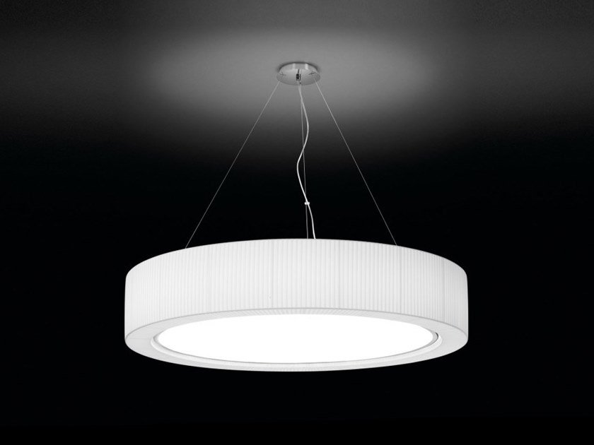 Methacrylate pendant lamp URBAN S by BOVER