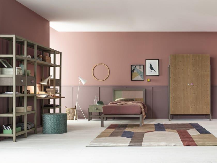 Teenage bedroom URBAN TIME 4 | Bedroom set by Callesella Arredamenti