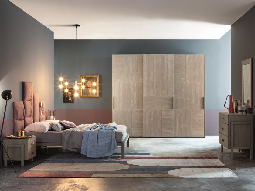 Bedroom set URBAN TIME 5 | Bedroom set by Callesella Arredamenti