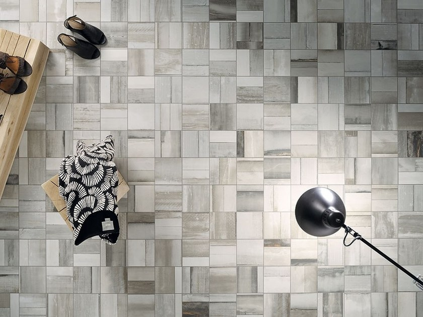 Porcelain stoneware wall/floor tiles with wood effect URBAN_WOOD by Ceramica Fioranese