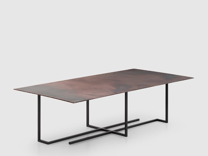 Rectangular coffee table URUSHI | Rectangular coffee table by da a