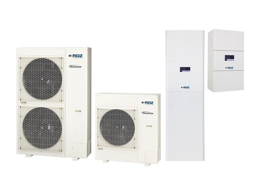 Metal Heat pump US PDC by RDZ