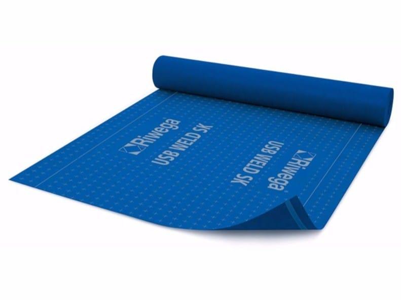 Prefabricated polymer membrane USB WELD SK by Riwega