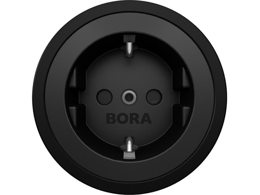 Presa elettrica in plastica USTF/ USTE /USTJ / USTG /USTL by Bora