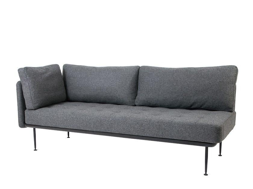 Modular fabric sofa UTILITY | Modular sofa by STELLAR WORKS
