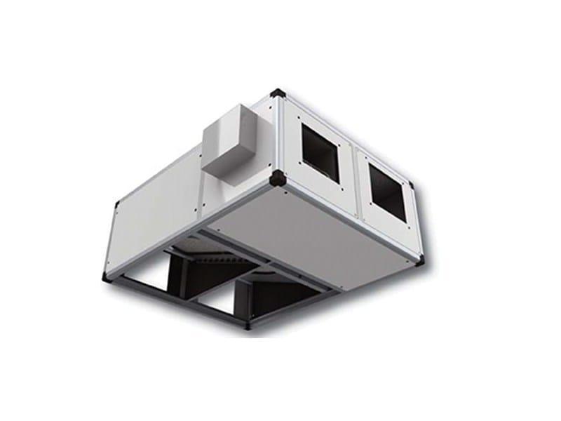 Heat recovery unit UTNR-HE Platinum 040÷500 by Rhoss