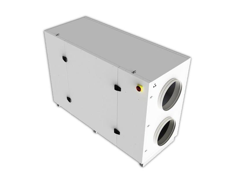 Mechanical forced ventilation system UVNE2500P by WAVIN ITALIA