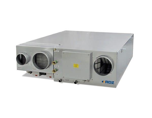 Built-in air treatment unit Unit Comfort UC 360-MHE by RDZ