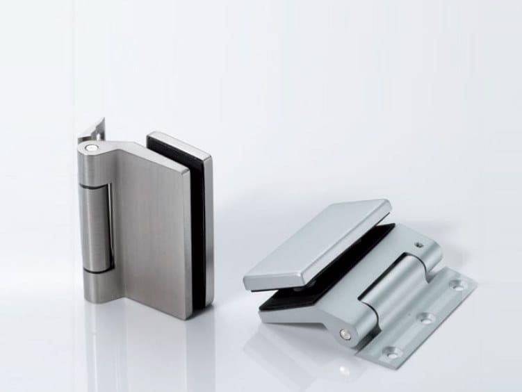 Cerniera per porte in vetro V-809 LIBRA by Metalglas Bonomi