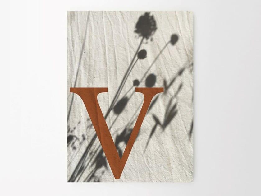 Stampa su carta V SHADES by Sesehtypo