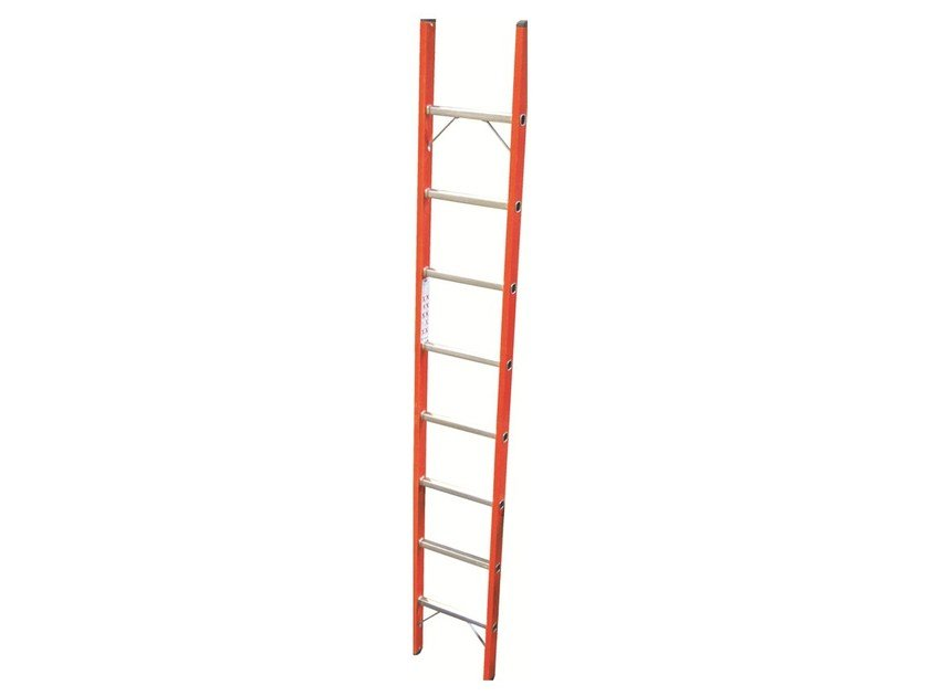 Lean-on ladder V080 by Frigerio Carpenterie