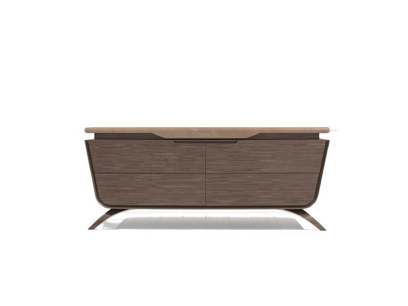 Wood veneer dresser V124 | Chest of drawers by Aston Martin