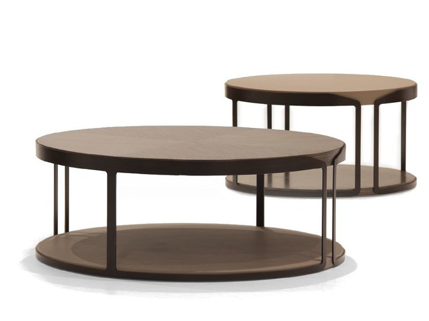 Lacquered metal coffee table for living room V155 | Coffee table by Aston Martin