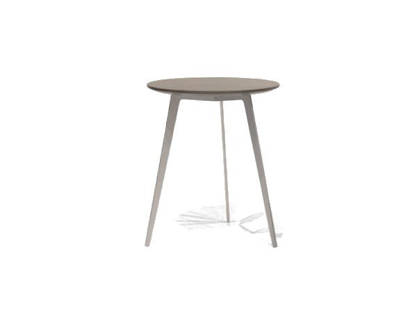 Round metal coffee table for living room V162 | Round coffee table by Aston Martin