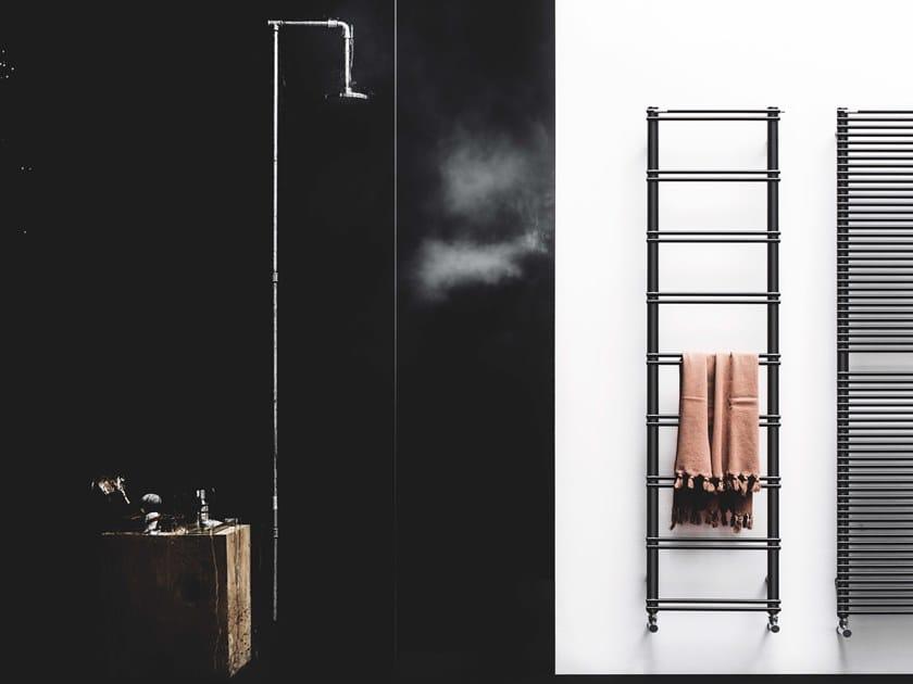 Steel towel warmer V8 by ANTRAX