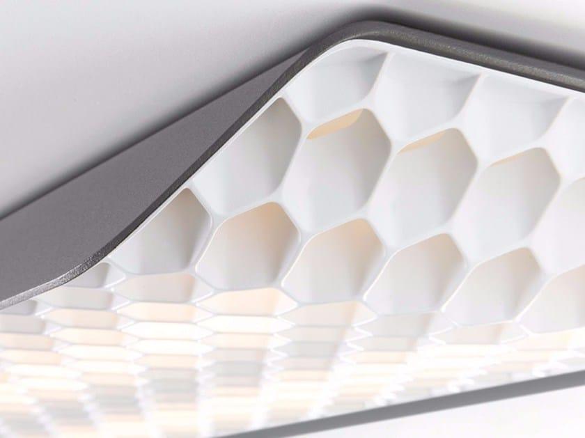 LED ceiling lamp VAEDER | Ceiling lamp by Modular Lighting Instruments