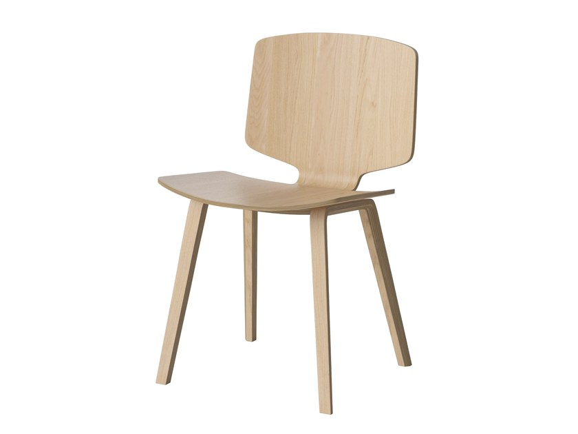 Wooden chair VALBY | Chair by Bolia