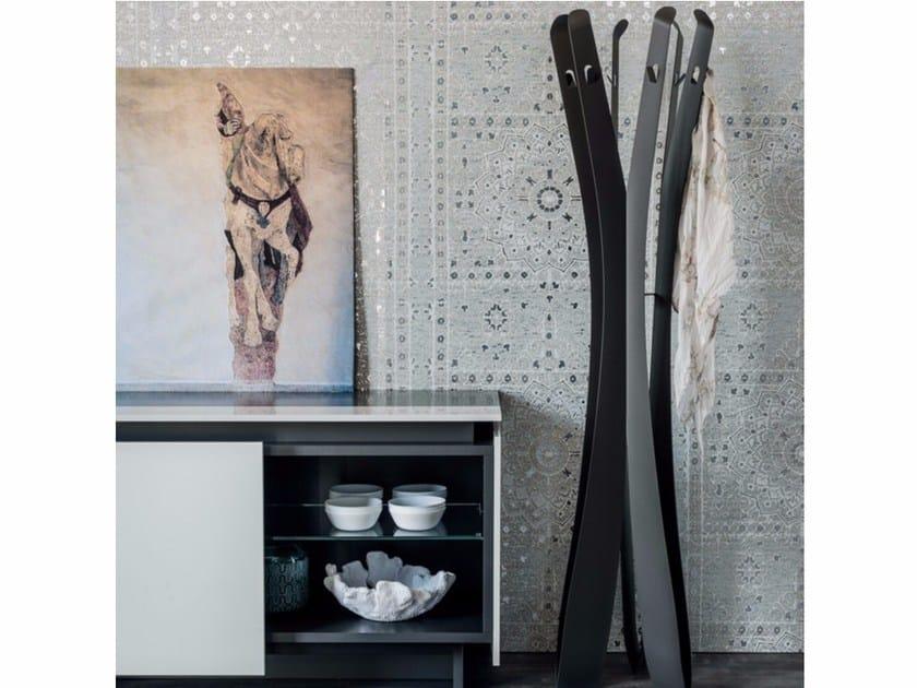 Steel coat stand VALDO by Cattelan Italia