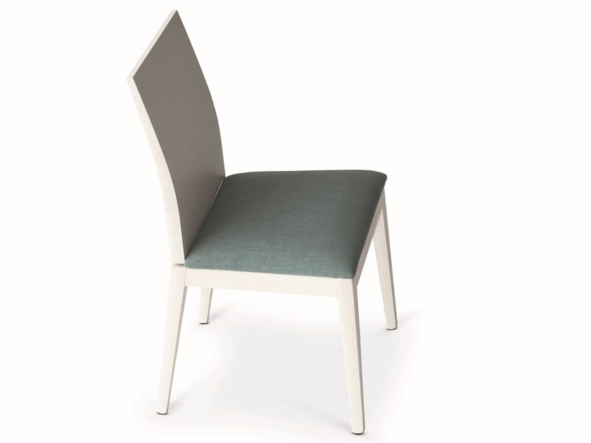 Lacquered chair VALENCIA by ZANETTE