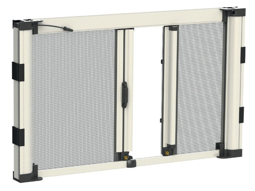 Sliding insect screen with guide system VALERIA by Mv Line